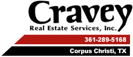 Cravey Real Estate, Corpus Christi 361-289-5168