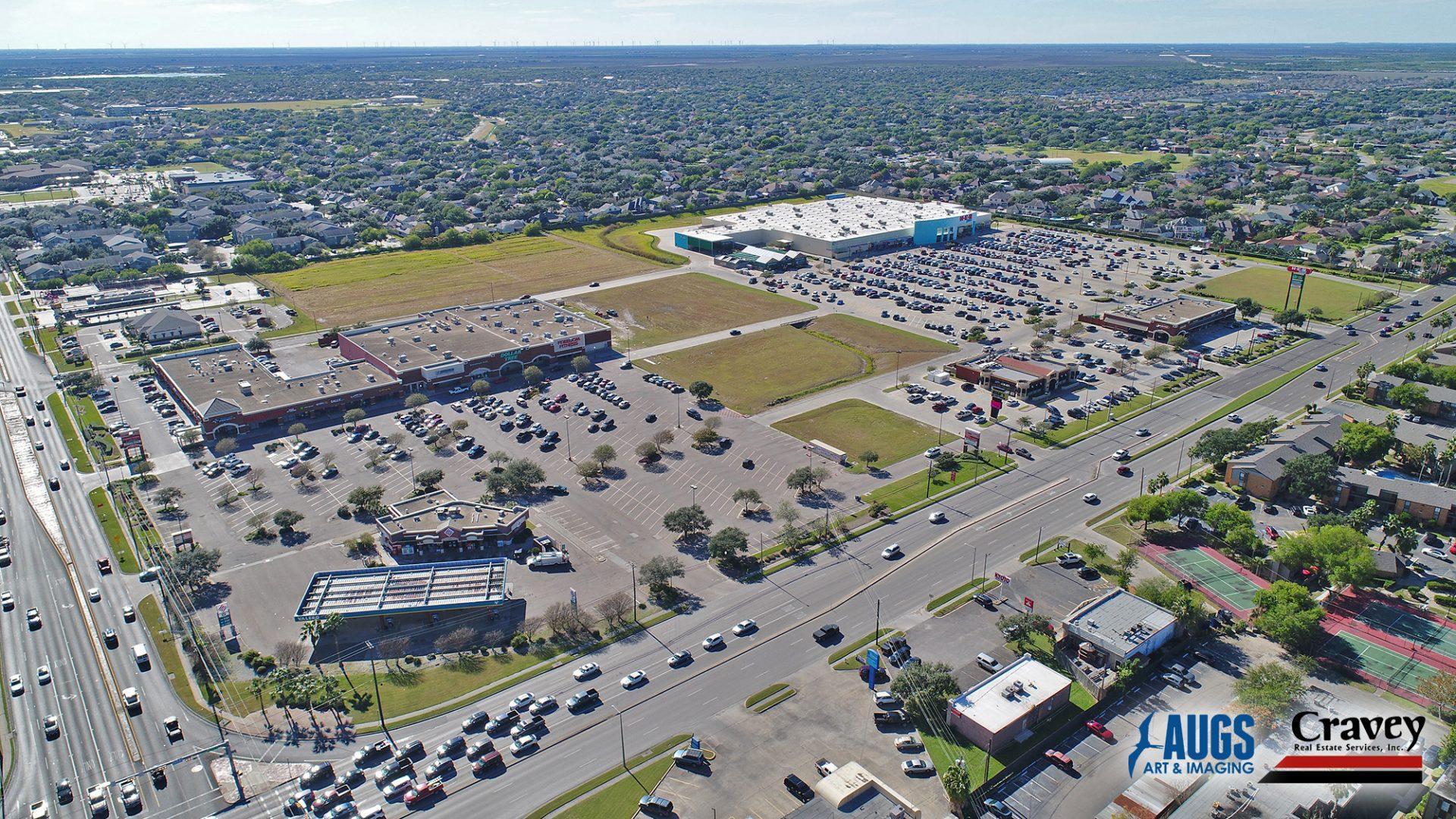 Huntington Square Shopping Center